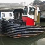16' Boom Boat